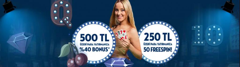 Her Çarşamba 3.000 TL Bonus