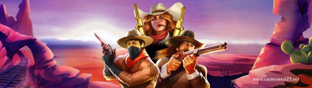 Bandits Festivali, Sticky Bandits ve Sticky Bandits Wild Return oyunlarından oluşuyor.